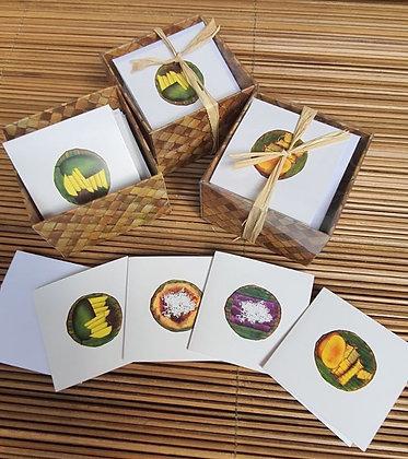 Philippine Kakanin Gift Tags
