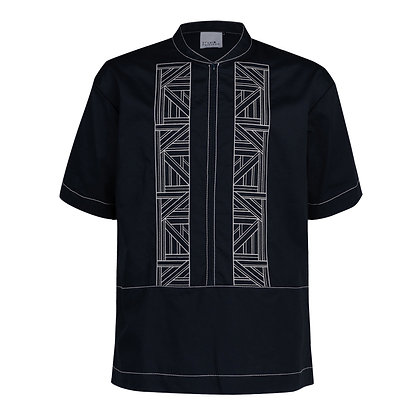Chino Boxy Barong Shirt
