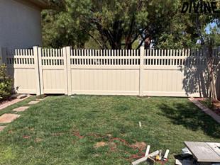 iron fence, custom fence, standard fence