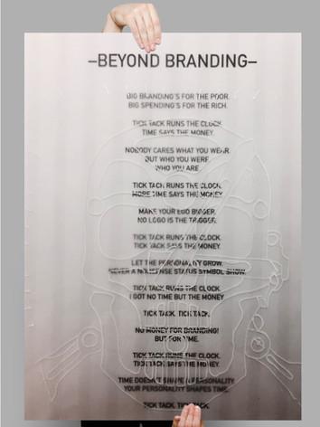 Beyond Branding