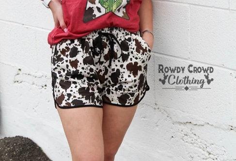 Cowbabe Shorts