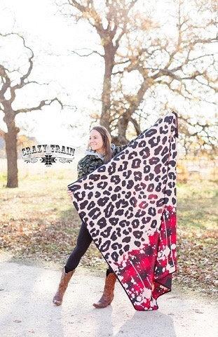 Crazy Train Adult Blanket