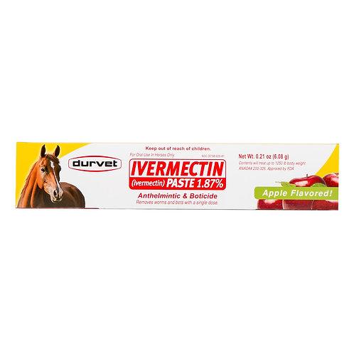 Durvet Ivermectin Paste 1.87%
