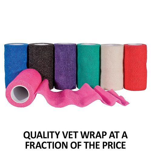 Powerflex Cohesive Bandage (Vet Wrap)