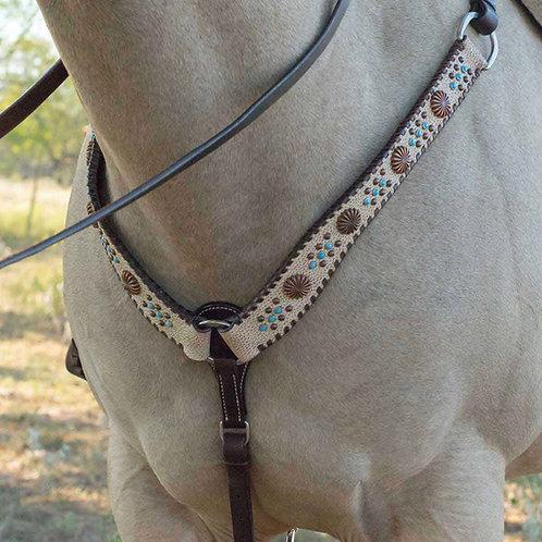 Circle Y Dakota Pinwheel Tack Set
