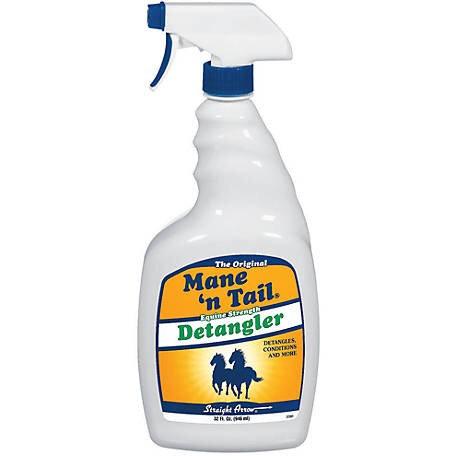 Mane 'N Tail Detangler Spray 32oz