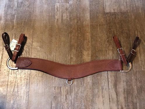 """Martin Saddlery 4"""" Roughout Tripping Collar"""