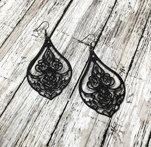 Plunder Ash Earrings