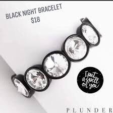 Plunder Black Night Bracelet