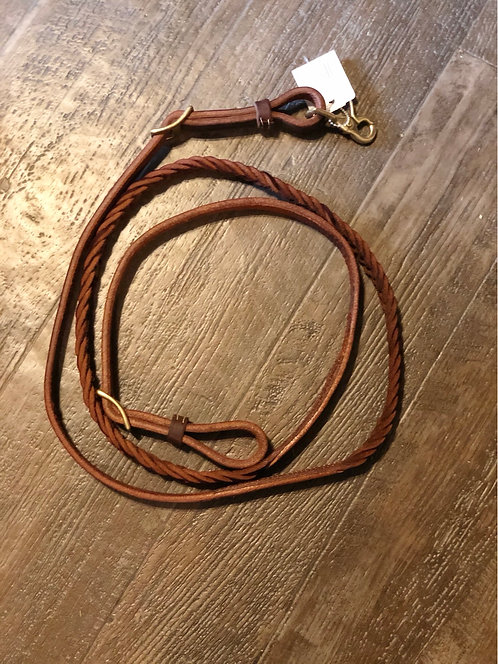 Paul Taylor Braided Leather Rein