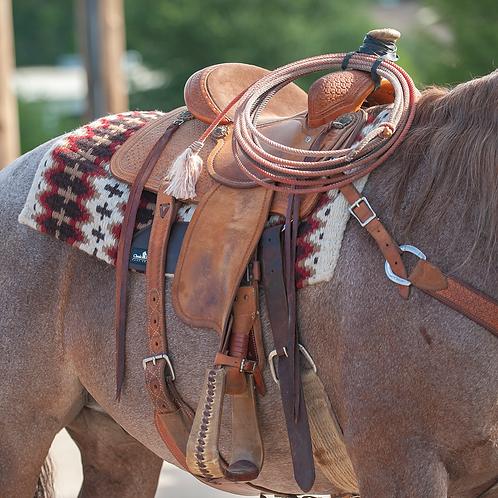 Classic Equine SensorFlex Wool Top Saddle Pad