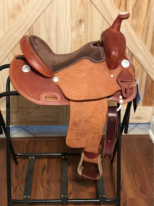 Cashel Barrel Racer Saddle