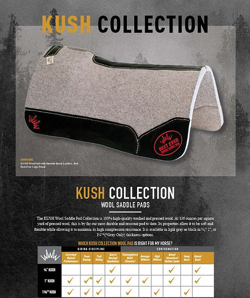 Best Ever Pad Kush Collection - Build Your Own Pad