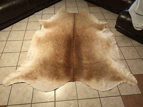 Large Genuine Cowhide Rug