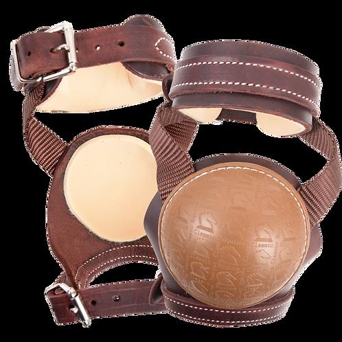 Classic Equine Leather Skid