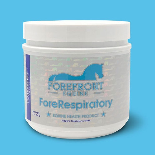 Forefront ForeRespiratory