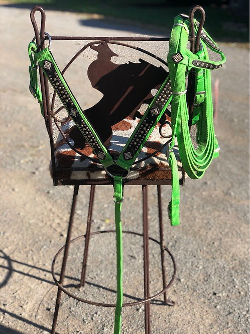 Nylon Pony Tack Set