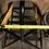 """Thumbnail: 10"""" Brown Roughout Barrel Saddle"""