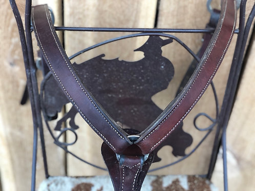 Don Rich Leather Breastcollar