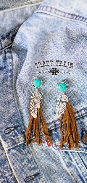 Giddy Wild Earrings