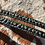 Thumbnail: Turquoise Zebra Leather Rein