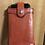 Thumbnail: Handmade Leather Phone/Flask Holder