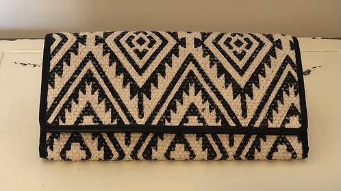 Black Atzec Wallet