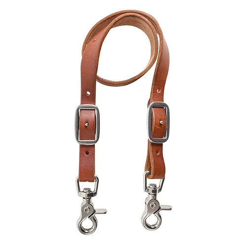 Martin Saddlery Natural Skirting Wither Strap