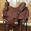 "Thumbnail: 15"" Paul Taylor Barrel Saddle"