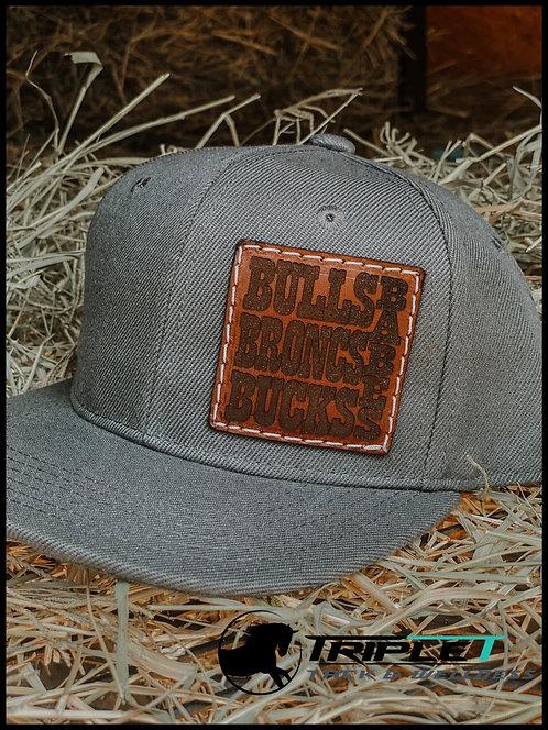 Bulls Broncs Bucks & Babes Hat