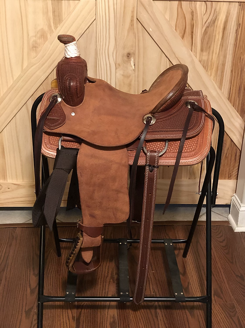 """13"""" SRS Roughout Ranch Saddle"""