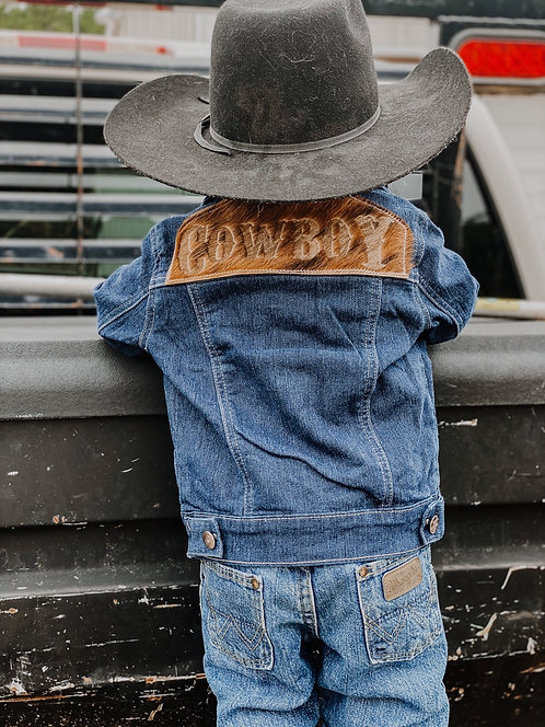 Kids Cowboy Jacket