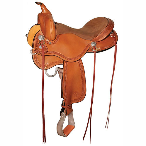 "Circle Y Gillette Trail 16"" Saddle"