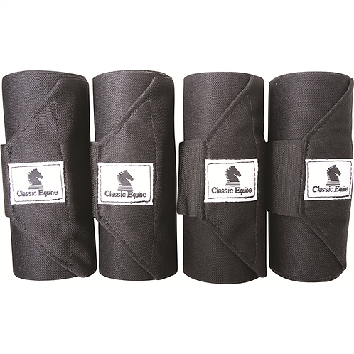 Classic Equine Standing Wrap Bandages 4 pack