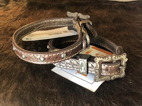 Cashel Dog Leather Dog Collars
