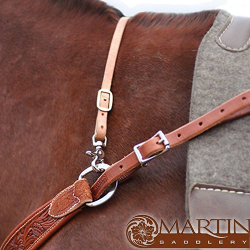 Martin Saddlery Leather Wither Strap