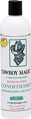 Cowboy Magic Rosewater Conditioner 16oz