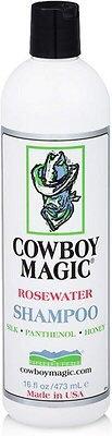 Cowboy Magic Rosewater Shampoo 16oz