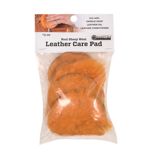 Leather Care Pads