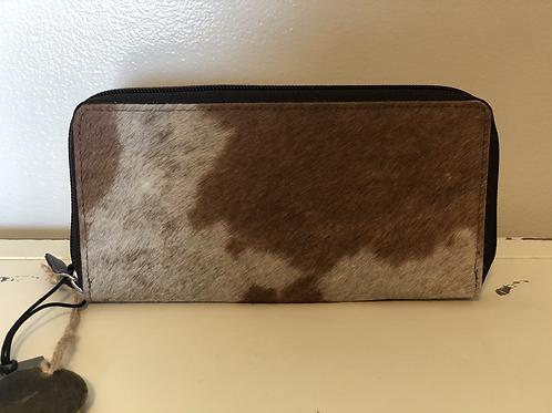 Hairon Zipper Wallet