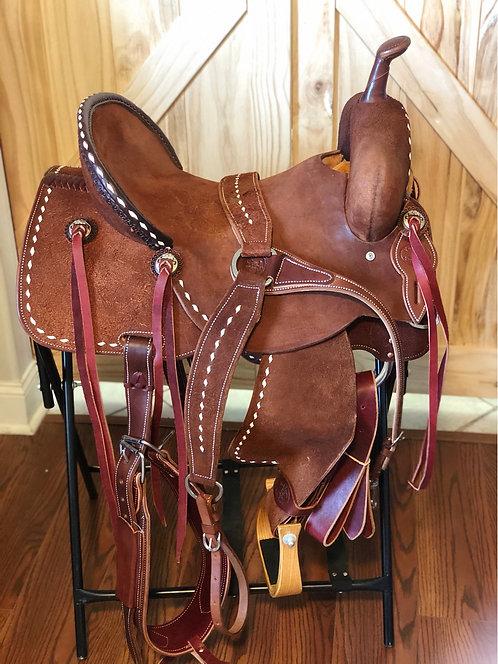 "16"" Paul Taylor Barrel Saddle"