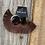 Thumbnail: Brown Fringe Earrings