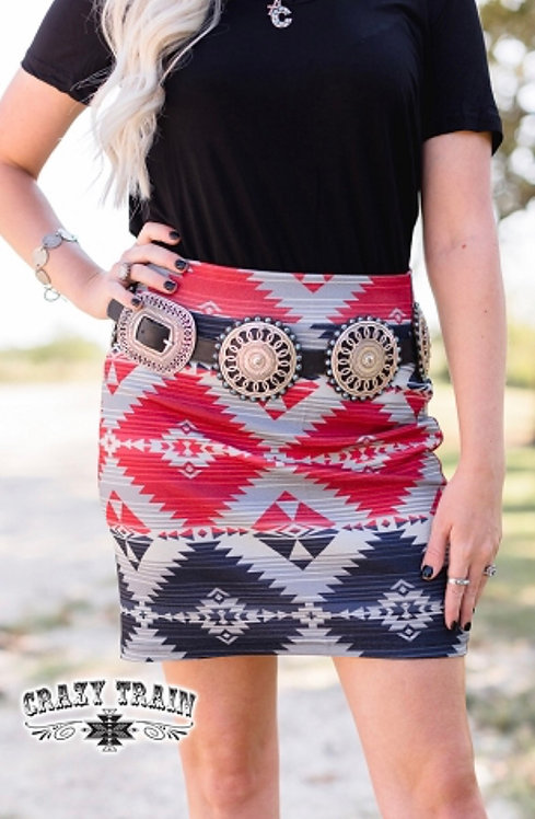 Mama Tired Skirt