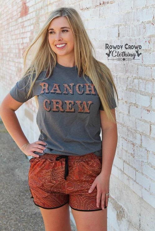 Ranch Crew Tee