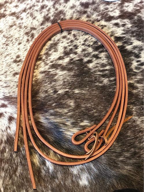 Harness Leather 7' Split Reins
