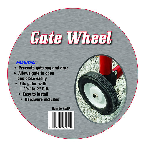 Gate Wheel