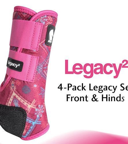 Classic Equine Legacy2 Full Set Boots