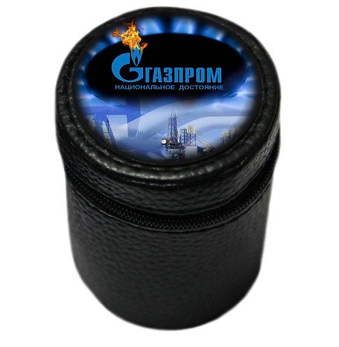 """Набор рюмок (4 шт. по 70 мл.) """"Газпром"""""""