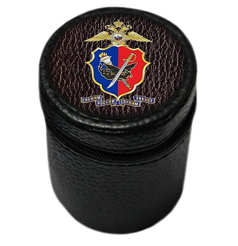 """Набор рюмок (4 шт. по 70 мл.) """"Уголовный розыск"""""""