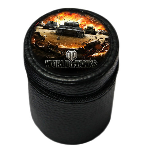 """Набор рюмок (4 шт. по 70 мл.) """"World of Tanks"""""""